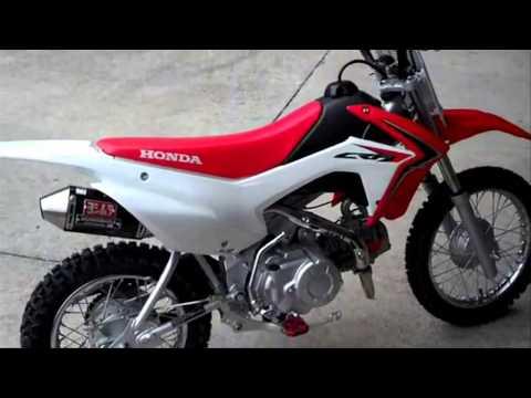 KLX110's & CRF110's Weekend riding | Videos | custom-bike com