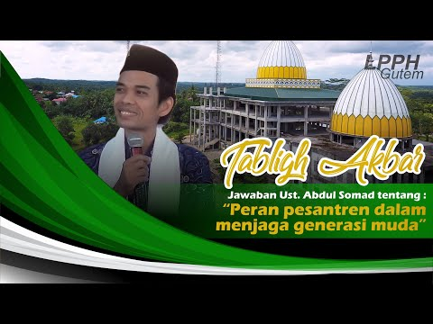 Sesi Tanya Jawab #6 | Tabligh Akbar UAS di Hidayatullah Ummul Qura, Balikpapan