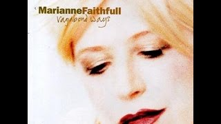 "Elton John's ""For Wanting You"" - Marianne Faithfull (1998) With Lyrics!"