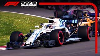 MAKE HEADLINES | F1® 2018 | LIVE STREAM
