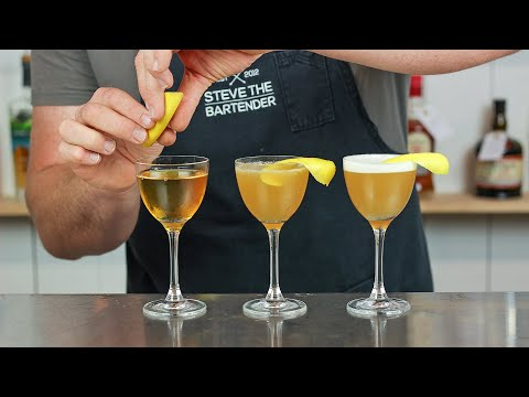 CLASSIC COCKTAIL 3 Ways! Which one WINS?