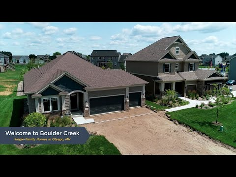 Take a tour of picturesque Boulder Creek
