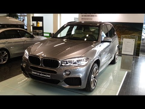 BMW X5 M 2015 In Depth Review Interior Exterior