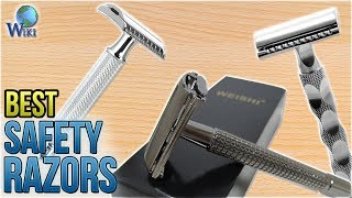 10 Best Safety Razors 2018