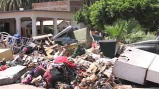 preview picture of video 'Huracan Jimena en Empalme Sonora'