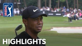Tiger Woods hits a stunning 64   Round 1   ZOZO 2019