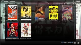 2015 Top 3 Addons for Movies on Kodi Freedom Box