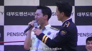 170808 김형준 KimHyungJun 경기남부경찰홍보단 촛불하나