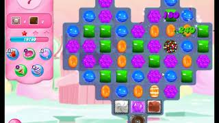 Candy Crush Saga Level 3189 - NO BOOSTERS (FREE2PLAY-VERSION)