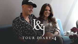 Jesse & Joy - Mañana Es Too Late(Promo Tour) #TourDiaryJyJ