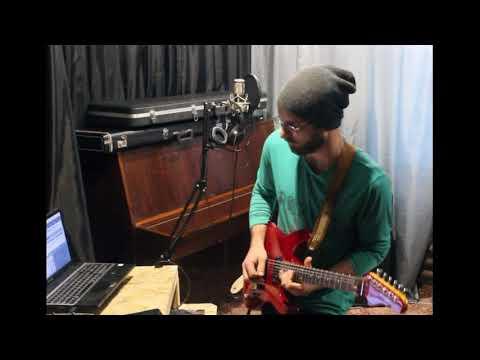 """Alex James - solo guitar (Аранжировка на песню Ярославы Хаджиновой """"YAROSLAVA""""  отпусти)"""