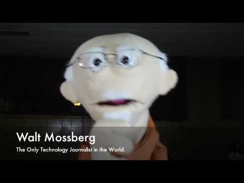 Insane Mosspuppet Questions Stevepuppet's Sanity