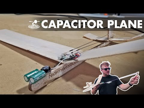 powered-rc-glider-without-batteries--capacitor-plane-hack