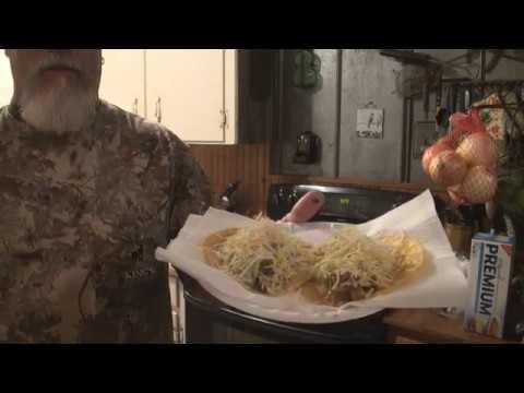 Recept na vepřové taco