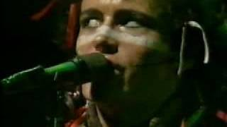 Adam & The Ants, Never trust a man (with egg...), live
