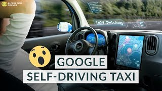 Google's Waymo is all set to launch self-driving taxi service | Global Tech Council