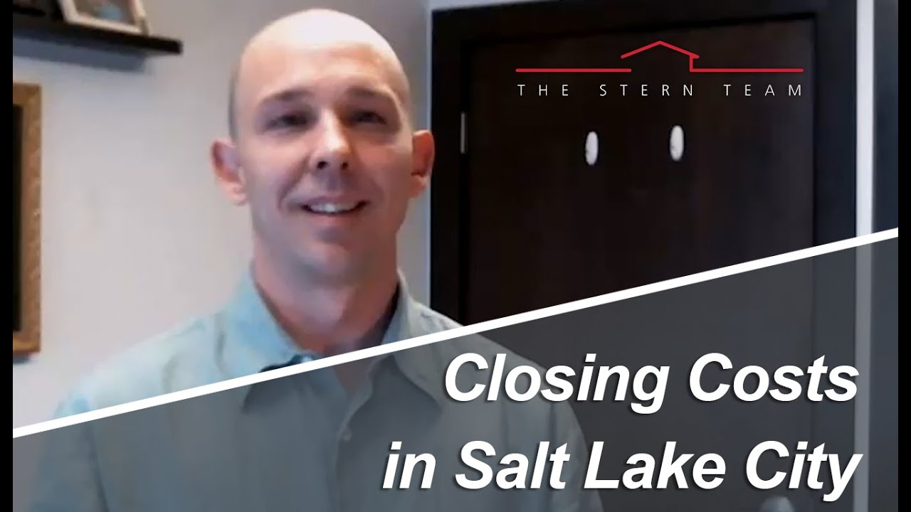 Who Pays Closing Costs in Salt Lake City?