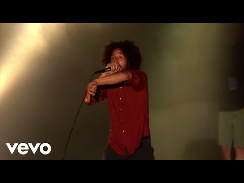 rage against the machine countdown