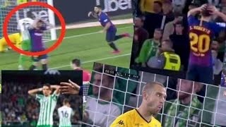 Craziest Reactions To The Messi Hattrick Goals Vs Real Betis 1-4 Barcelona Fans #messi #fcb