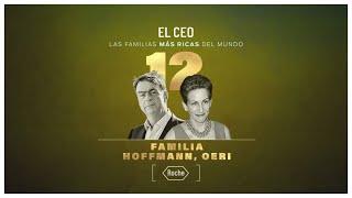 Las familias más ricas del mundo: Hoffmann, Oeri       #Roche #medicamentos #farmacéuticas