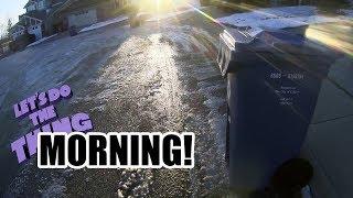 Trash Blast! Morning Run