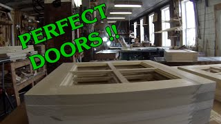 Material Selection for Doors - Wood Lecture by Mitch Rudman