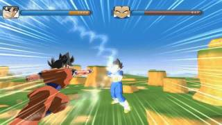 Dragon ball 3D ZEQ2: Revolution3 video