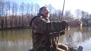 9 шлюз рыбалка