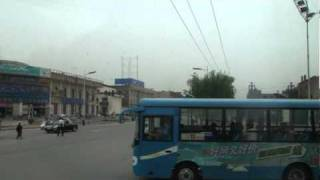 preview picture of video 'Kashgar street 喀什街景 day 7 - 2 ( Xinjiang )'