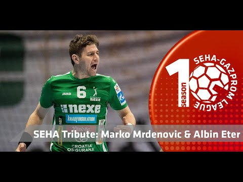 Once a Thunder, always a Thunder - Eter & Mrdenovic | SEHA Tribute