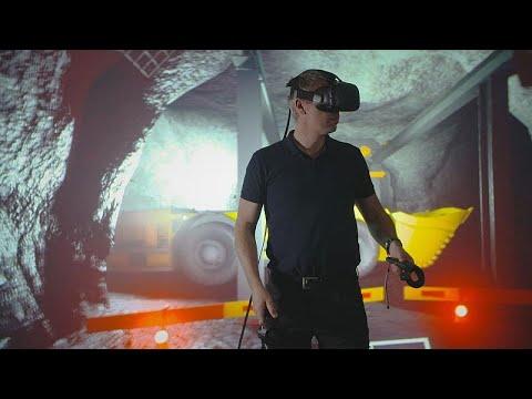 Το ορυχείο του μέλλοντος: 5G συνδέσεις, drone και εικονική πραγματικότητα…