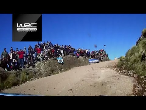 WRC - XION Rally Argentina 2019: Onboard Highlights
