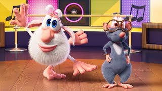 Booba - Letkis-Jenka Dance - Funny cartoons for kids - Booba ToonsTV