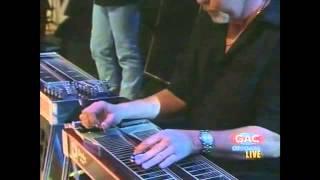 Playing with Joe Nichols on The Grand Ole Opry