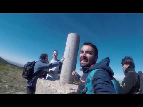 Rutas por la Sierra de Madrid (La Acebeda - Peña Quemada)