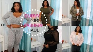 Haul Time: Plus Size Fashion Haul Ft. FashionNova, Forever 21+