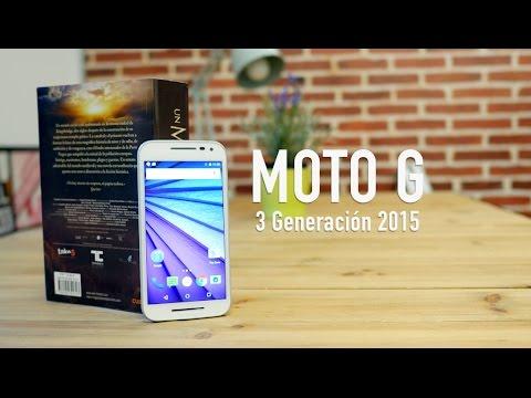505678676ed Motorola Moto G 3ra Generacion Xt1542 Nuevo 8gb - Negro -ztr - S/ 617,00 en  Mercado Libre