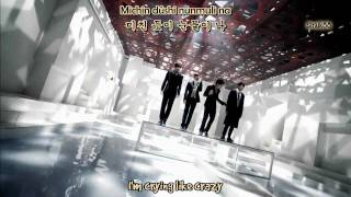 [HD/MV] 2AM - Like Crazy (미친 듯이 ) [Engsub+Romani]