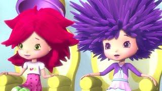 Rosita Fresita ★ 🍓 Carrera de Relevos 🍓 ★ Aventuras en Tutti Frutti Dibujos Animados | WildBrain