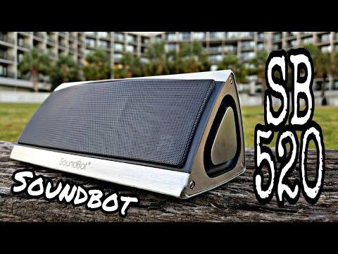 Super Tanque - SOUNDBOT SB 520 - Bajo fuerte con radiadores $26.99