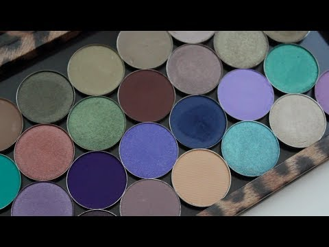 10 Color Blush Palette by Coastal Scents #4