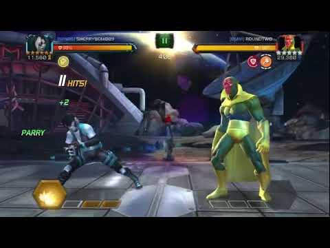 Aw Permanent Stubborn Indestructible Passive On Non Stubborn Defenders Marvel Contest Of Champions