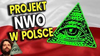 Etapy Wdrażania NWO w Polsce – Czy Illuminati Działają Już w Polsce? – Plociuch Spiskowe Teorie PL