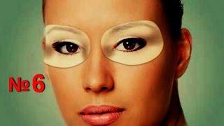 Маска для кожи вокруг глаз от морщин! Как омолодить кожу лица | № 6 | #маскиотморщин #edblack