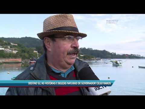 Conheça as histórias e belezas naturais de Governador Celso Ramos