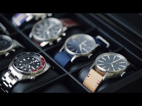 Watch Box Review - Glenor Co