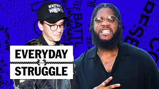Big K.R.I.T. the Southern Nas? Labels Faking Relationships to Help Artists? | Everyday Struggle