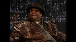 Patrice O'Neal on Fallon (FULL appearance 2/26/11) NEW footage