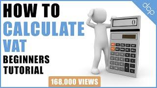 How to calculate VAT - Simple Method VAT Calculation