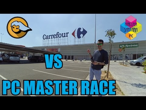 CARREFOUR VS PC MASTER RACE / Presupuesto PC Gamer 800€ VS HP Omen 870-107ns